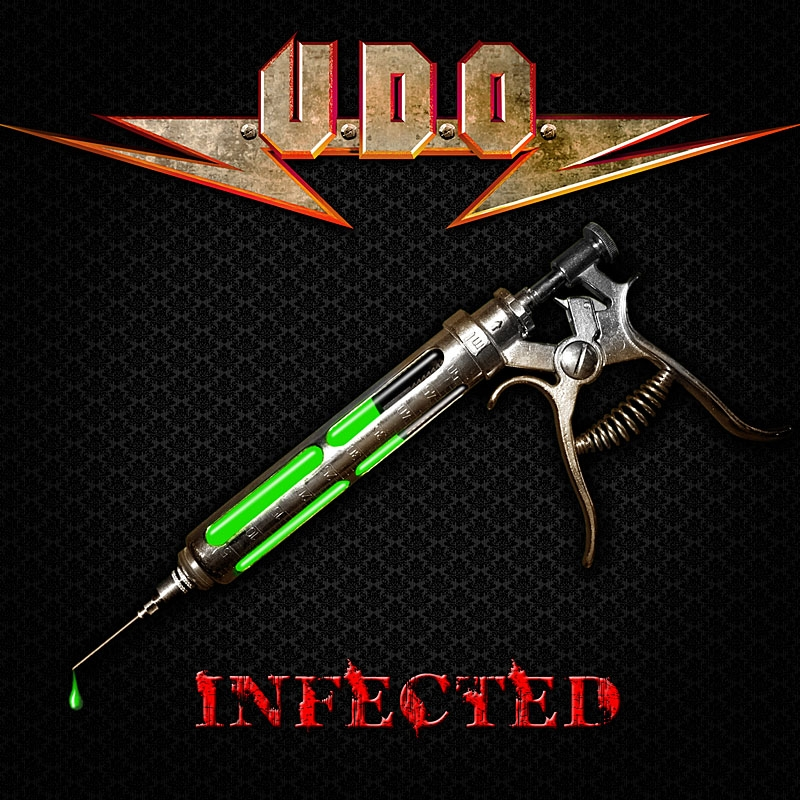 U.D.O. - Infected (Unofficial) (lossless, 2009)