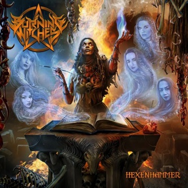 Burning Witches - Hexenhammer (Limited Edition) 2018, FLAC (image+.cue), lossless